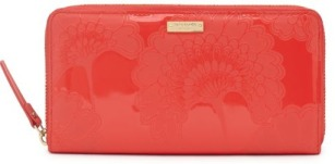 kate spade japanese floral embossed lacey